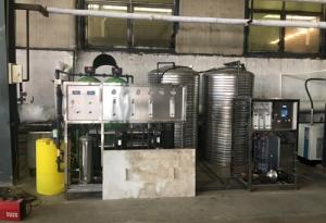 铝氧化处理厂房