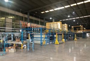硬质氧化厂房展示