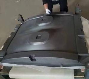 1吨航空模具硬质氧化50微米
