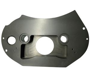 汽车轮毂 6061锻铝硬质氧化